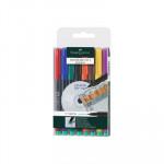 Rotulador permanente Faber-Castell Multimark 152309