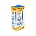 Rotulador pizarra blanca Bic Velleda Pocket azul