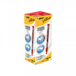 Rotulador pizarra blanca Bic Velleda Pocket rojo
