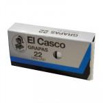 Grapas galvanizadas El Casco 1G00221