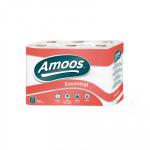 Papel higiénico doméstico 2 capas Amoos H621634.3