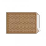 Bolsas de envío acolchadas marrón SAM 180x265mm
