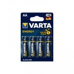 Pila alcalina Varta Energy AA LR06 1.5V