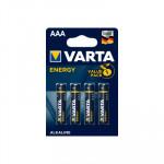 Pila alcalina Varta Energy AAA LR03 1.5V