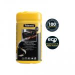 Toallitas limpiadoras superficies Fellowes 9971518
