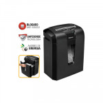Destructora de documentos oficina Fellowes 63Cb 4600101
