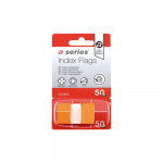 Dispensador de banderitas medianas A-Series naranja