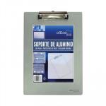Placa portanotas pinza superior metálica Office Box