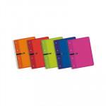 Cuaderno espiral microperforado tapa extradura Enri A4+ 160 hojas