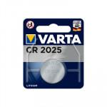 Pila de botón Varta Lithium CR2025