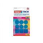 Almohadillas adhesivas doble cara Tesa Tack Colour 59407-00000-00