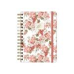 Agenda espiral día página Dohe Lara Costafreda Blossom 15x21cm