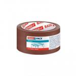 Cinta de embalaje polipropileno Tesa Basic marrón