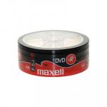 DVD-R grabable 4,7Gb Maxell tarrina de 25 unidades