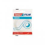 Cinta adhesiva transparente Tesa Film Basic 19mmx66m