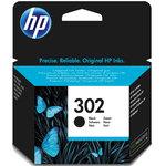 Cartucho inkjet HP 302 negro 190 páginas