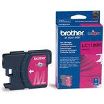 Cartucho inkjet Brother LC-1100 Magenta  325 páginas