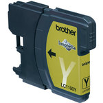 Cartucho inkjet Brother LC-1100 Amarillo  325 páginas