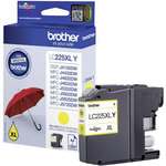 Cartucho inkjet Brother LC-225 XL Amarillo 1200 páginas
