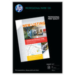 Papel fotográfico HP Professional inkjet mate A3 120 gr