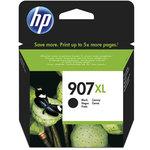 Cartucho inkjet HP 907XL de extra alta capacidad negro 1500 páginas