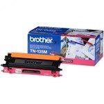 Tóner Brother TN-135 Magenta 4000 páginas