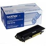 Tóner Brother TN-3170 Negro 7000 páginas