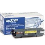 Tóner Brother TN-3280 Negro 8000 páginas